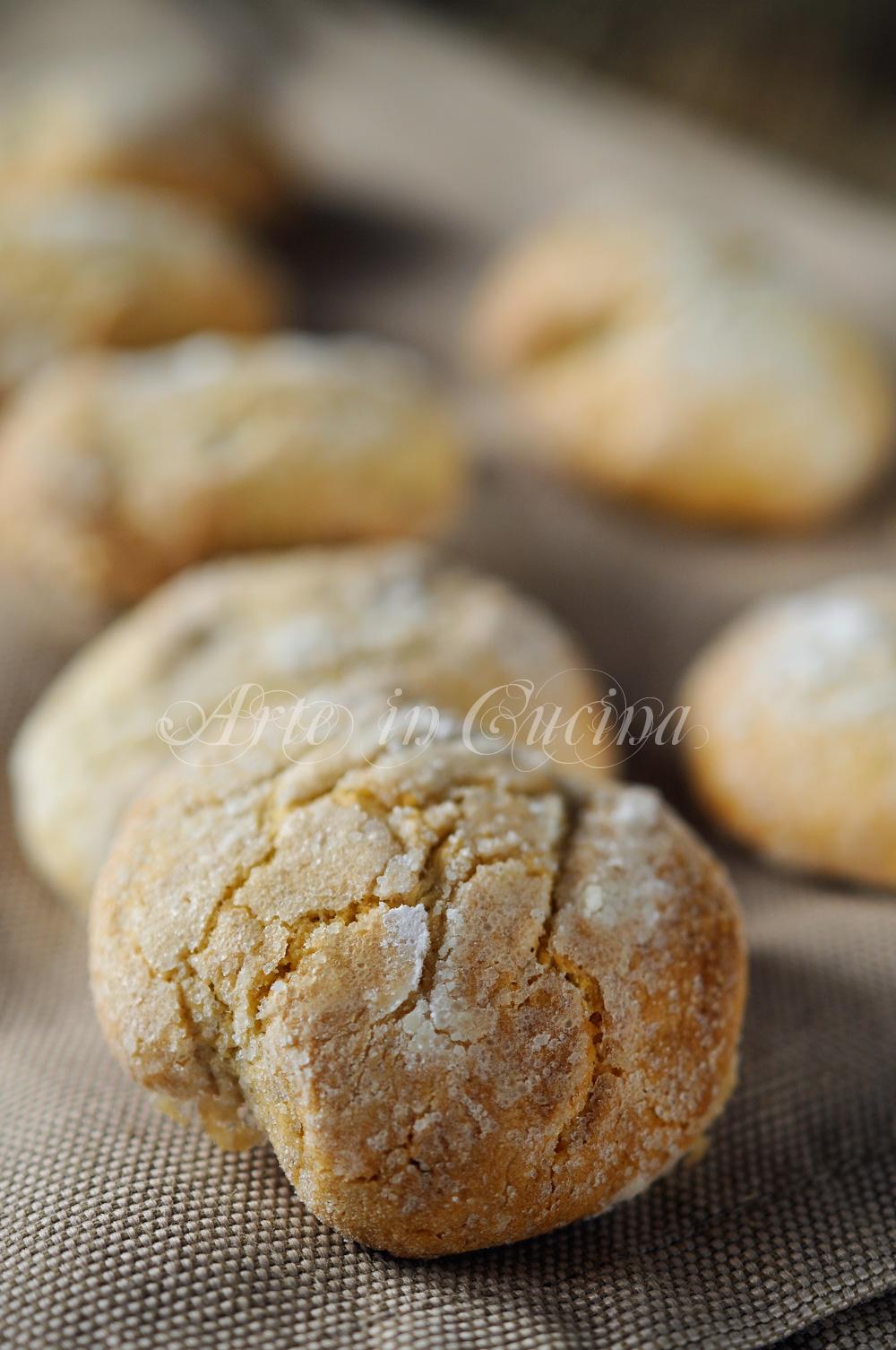 Biscotti morbidi al caffè facili e veloci vickyart arte in cucina