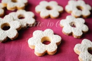 Canestrelli ricetta biscotti tipici facili