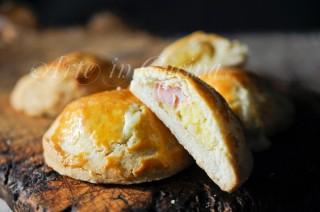 Frolle salate prosciutto e formaggio ricetta facile vickyart arte in cucina