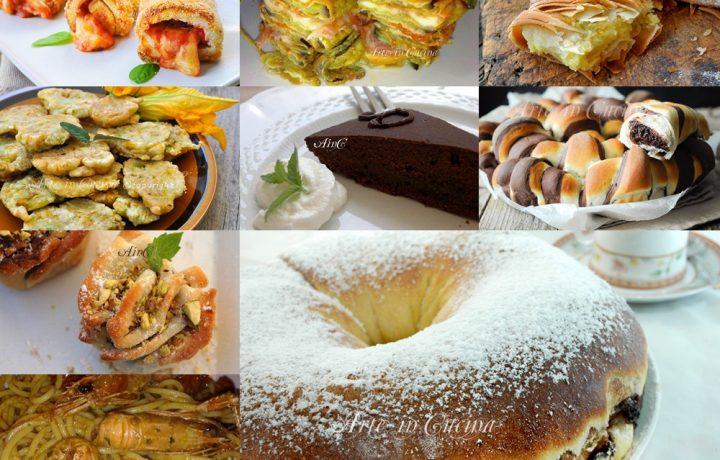 Ricette di Arte in Cucina compie 6 anni