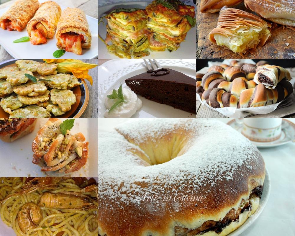 Ricette di Arte in Cucina compie 6 anni vickyart arte in cucina