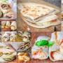 Ricette con piadina idee semplici e sfiziose vickyart arte in cucina