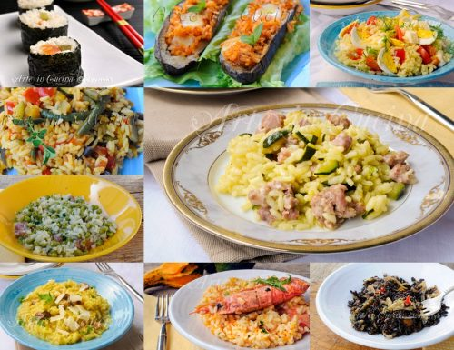 Risotti ricette semplici veloci e gustose