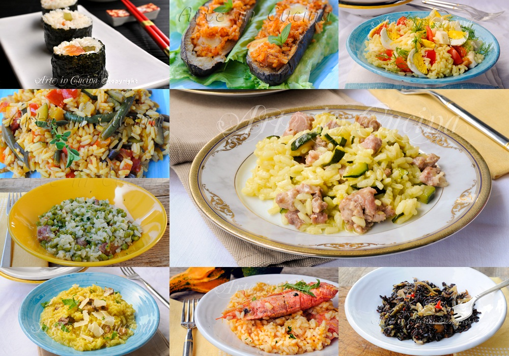 Risotti ricette semplici veloci e gustose arte in cucina for Ricette semplici cucina
