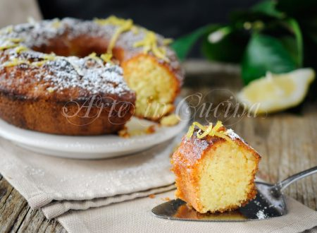 Torta di cocco e sciroppo al limone ricetta veloce