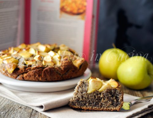 Torta saracena alle mele ricetta dolce veloce