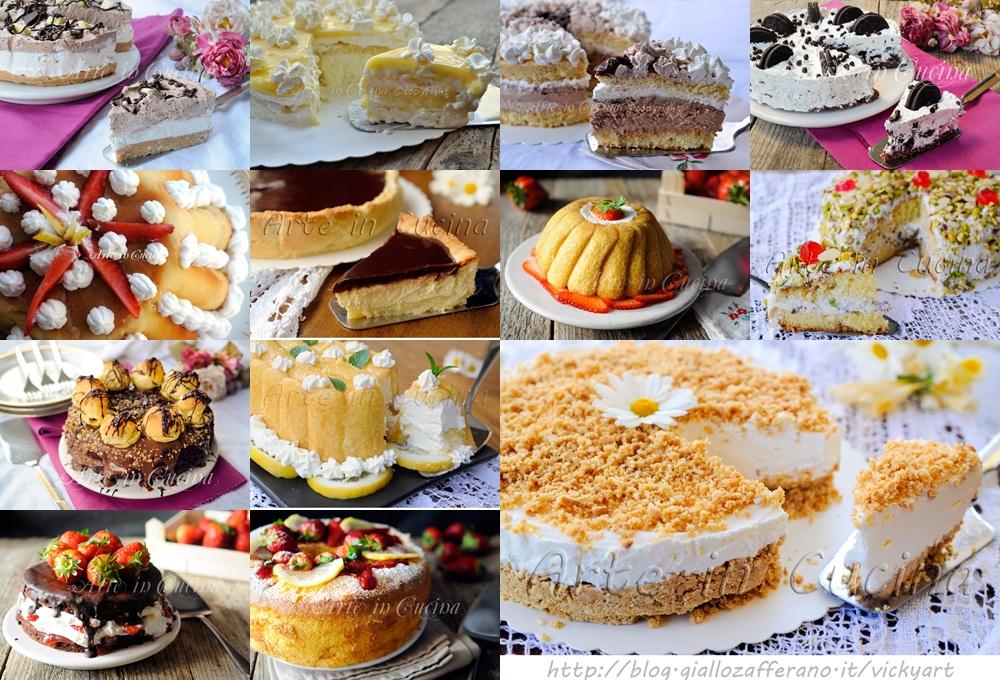Torte per la mamma e dolci facili e veloci for Ricette dolci facili e veloci