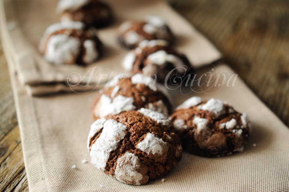 Biscotti Mary al cioccolato morbidi e facili