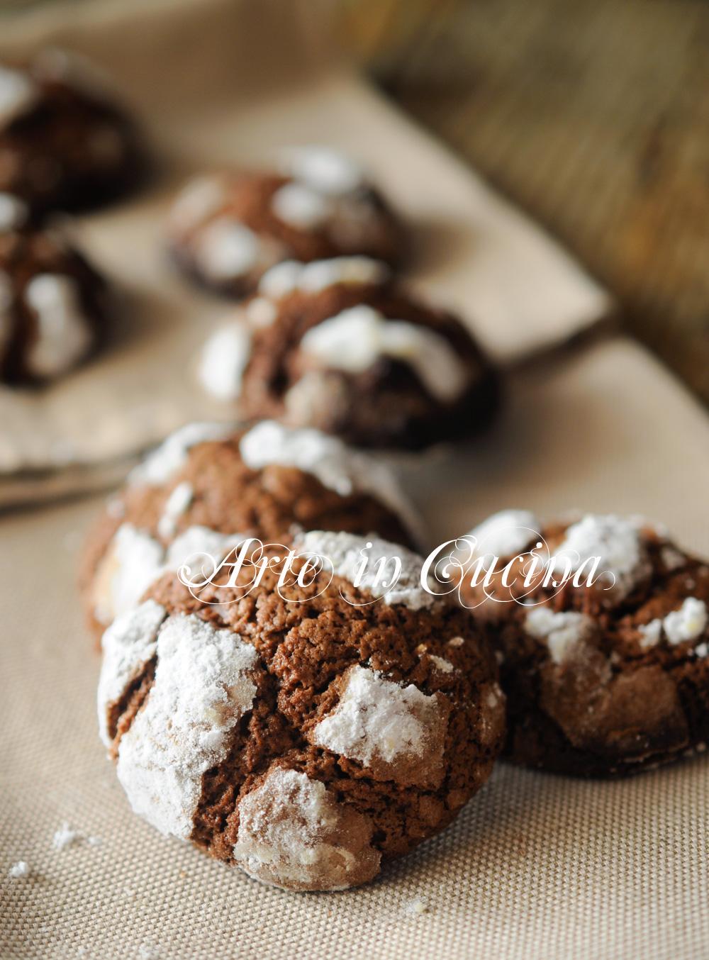 Ricette biscotti cioccolato facili