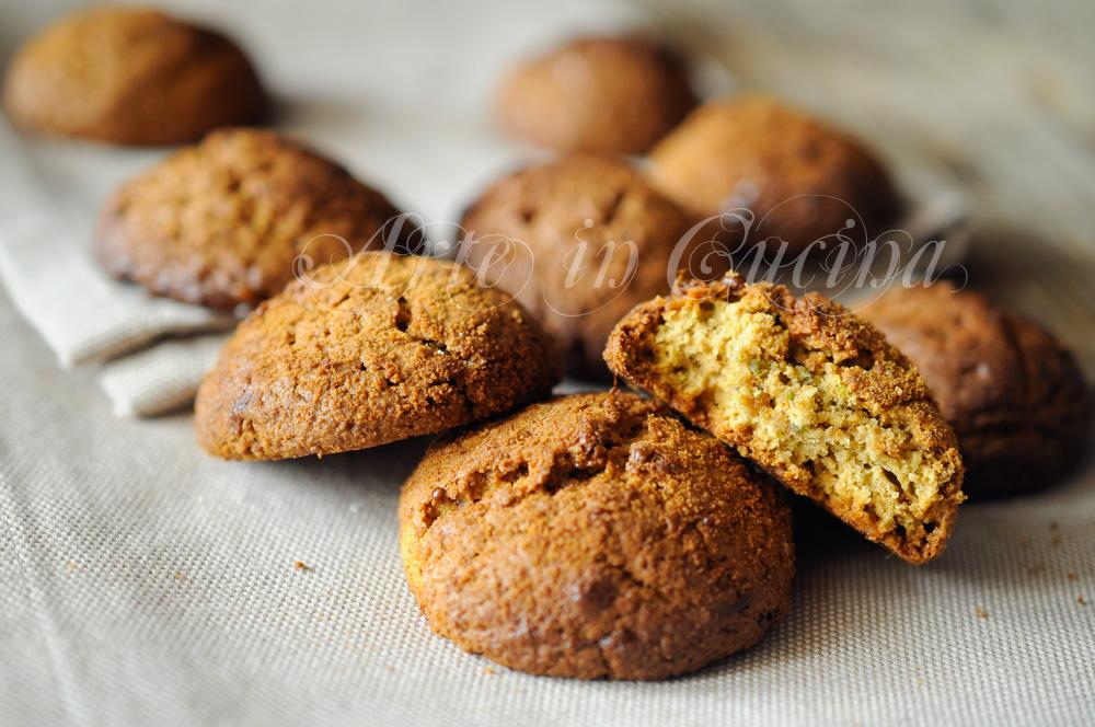 Biscotti integrali al pistacchio ricetta veloce