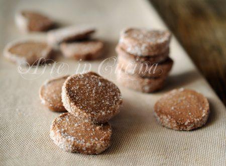 Diamantini al caffe e cioccolato ricetta facile
