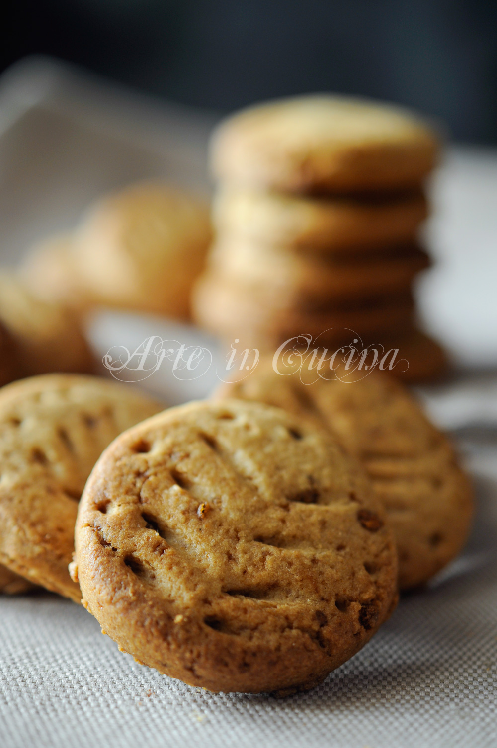 Digestive biscotti fatti in casa ricetta facile arte in for Cucina facile ricette