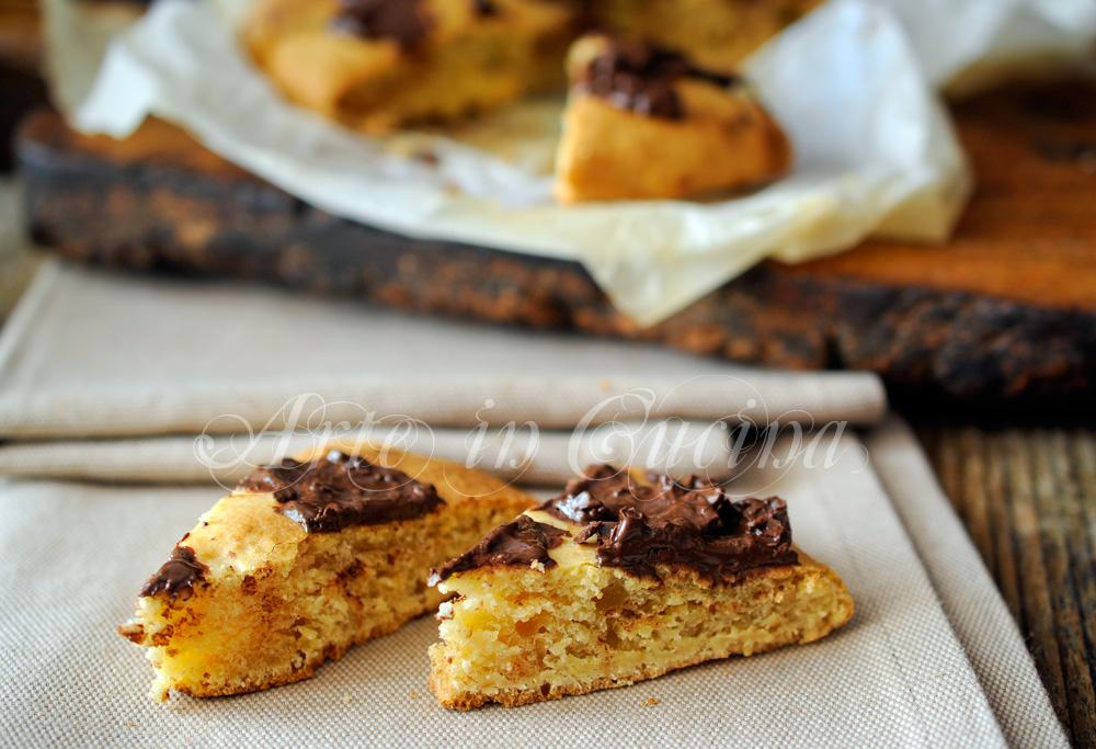 Focaccia dolce al miele senza zucchero veloce vickyart arte in cucina