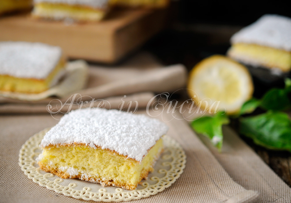 Nuvolette al limone tortine sofficissime vickyart arte in cucina