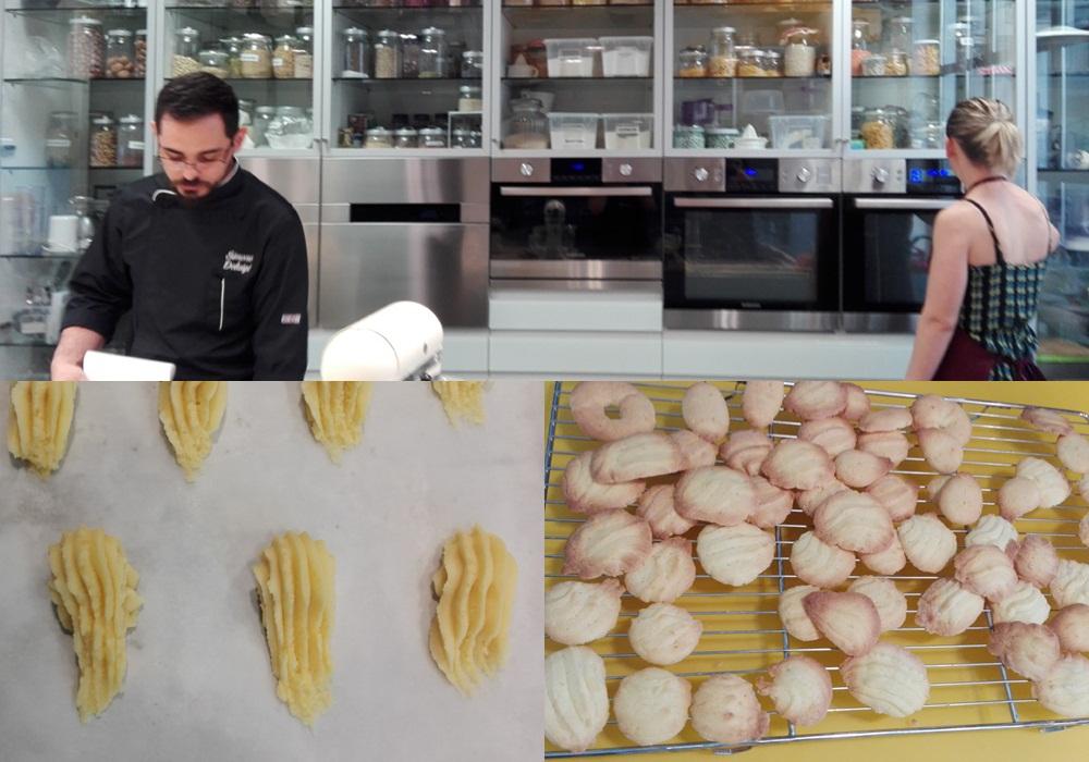 Nella redazione di Giallo Zafferano Open day vickyart arte in cucina