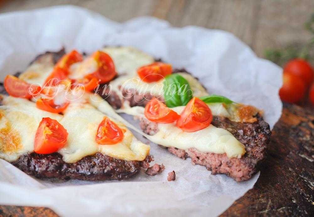 Pizza di carne macinata ricetta siciliana vickyart arte in cucina