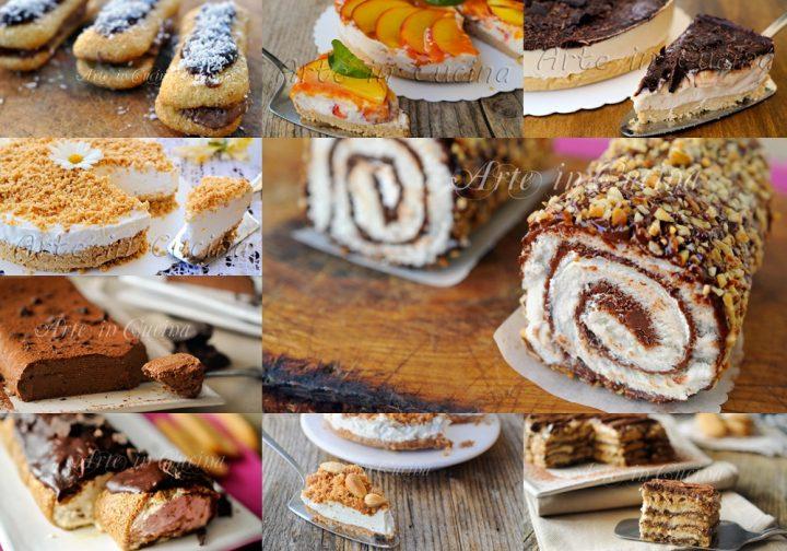 Dolci senza cottura senza forno ricette facili e veloci for Ricette torte facili