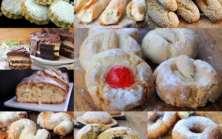 Dolci siciliani arte in cucina for Ricette dolci siciliani