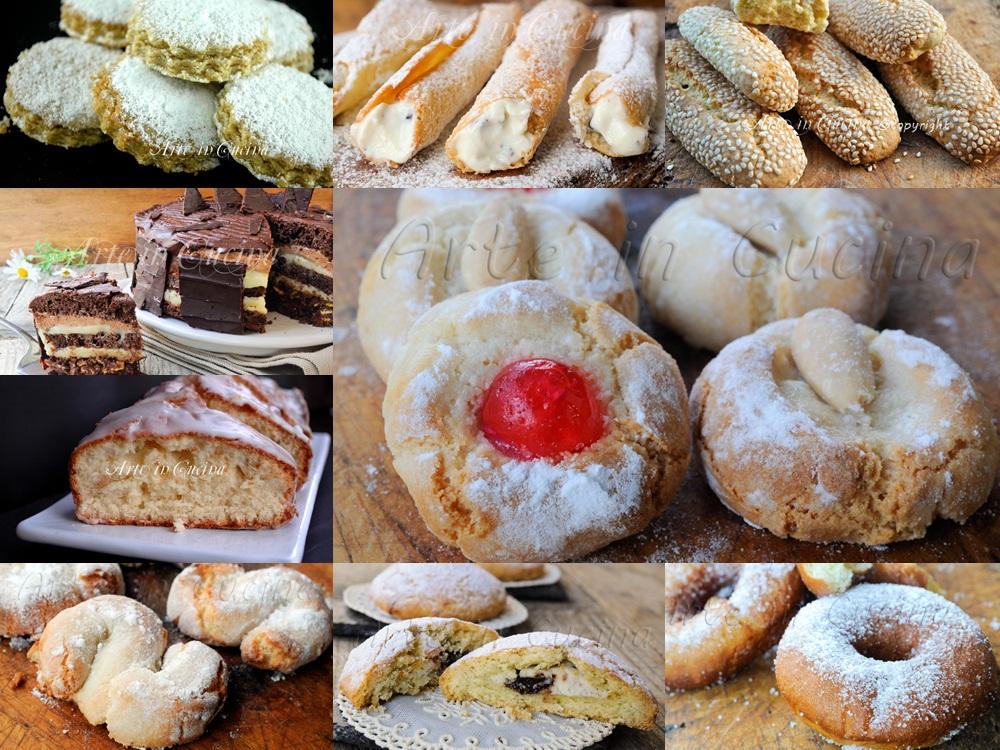 Dolci siciliani raccolta di ricette semplici e buone