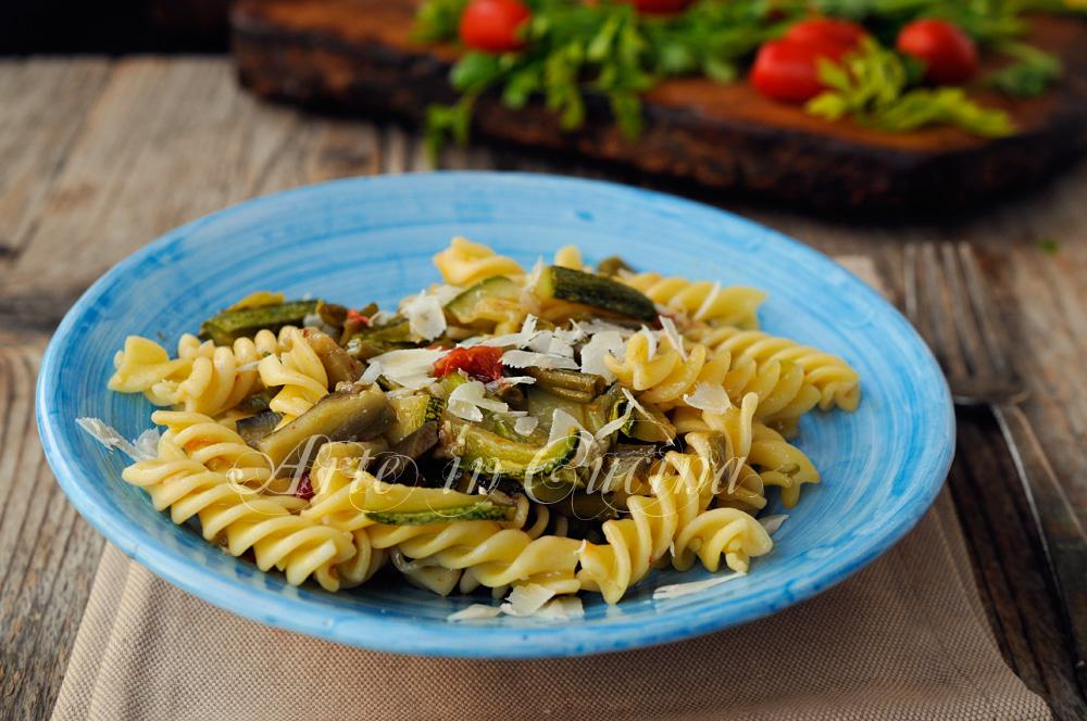 fusilli-melanzane.zucchine-stufate-padella-1