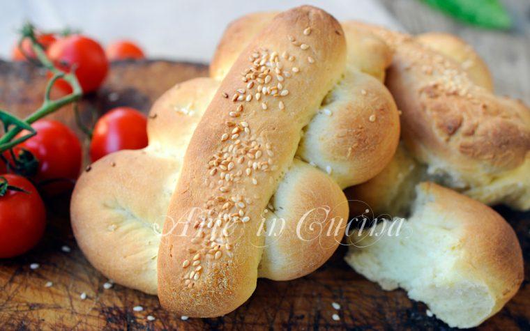 Mafaldine siciliane con semi di sesamo ricetta facile