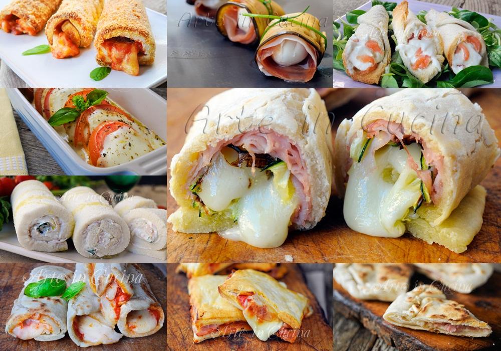 Piatti unici estivi ricette sfiziose anche da asporto vickyart arte in cucina