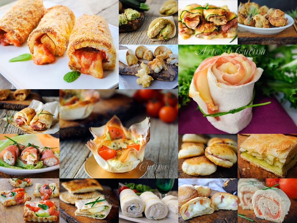 Antipasti per ferragosto ricette facili e veloci arte in for Ricette di cucina antipasti