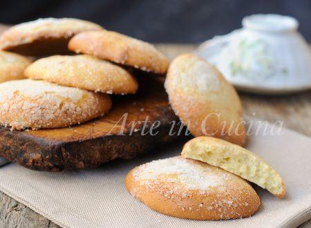 Biscotti della tresca ricetta abruzzese senza burro