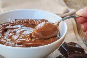 Crema pasticcera al cioccolato con bimby o senza
