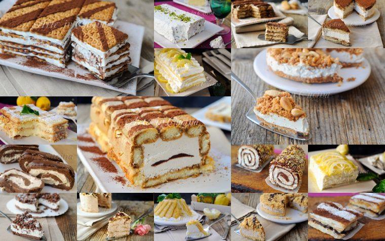 Dolci freddi arte in cucina for Ricette dolci estivi
