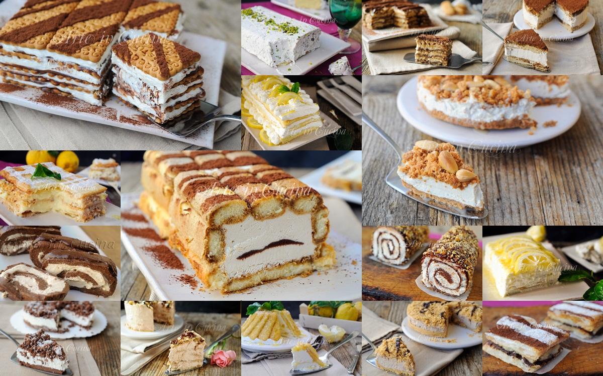 Dolci estivi per ferragosto ricette facili for Ricette dolci estivi
