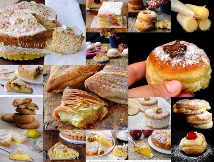 Dolci napoletani ricette tradizionali facili arte in cucina for Ricette facili cucina
