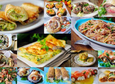 Menu ferragosto 2016 ricette facili carne e pesce