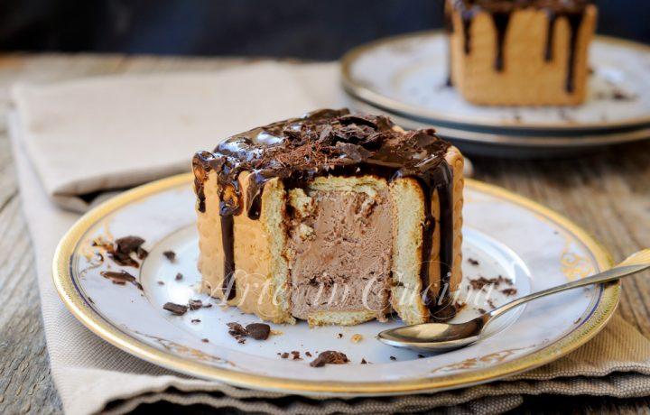 Mini charlotte al cioccolato ricetta sfiziosa
