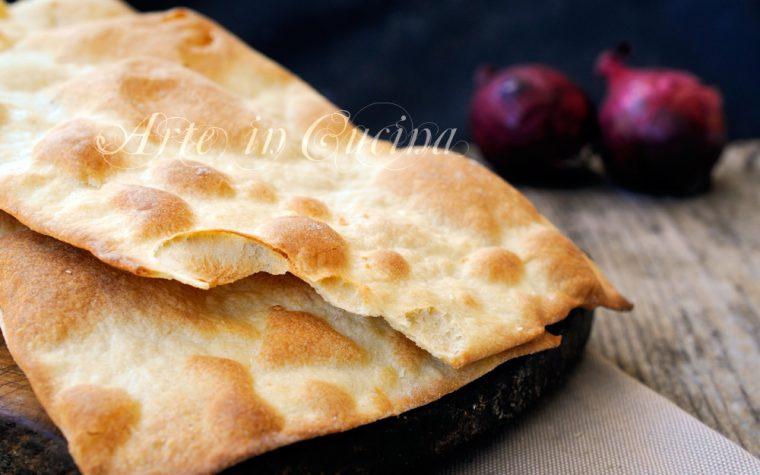 Pane armeno lavash senza lievito ricetta facile