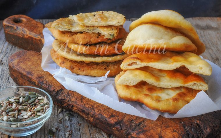 Pane fritto americano ricetta facile e veloce