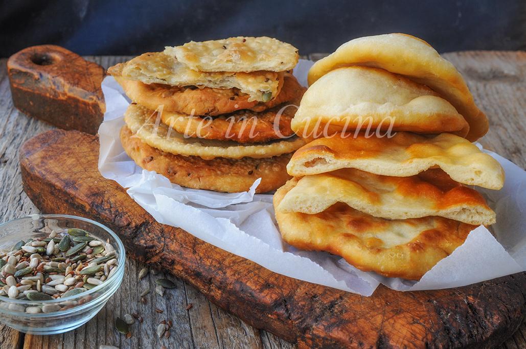 Pane fritto americano ricetta facile e veloce vickyart arte in cucina