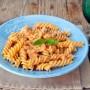 Pasta al sugo di pomodoro crudo ricetta veloce vickyart arte in cucina