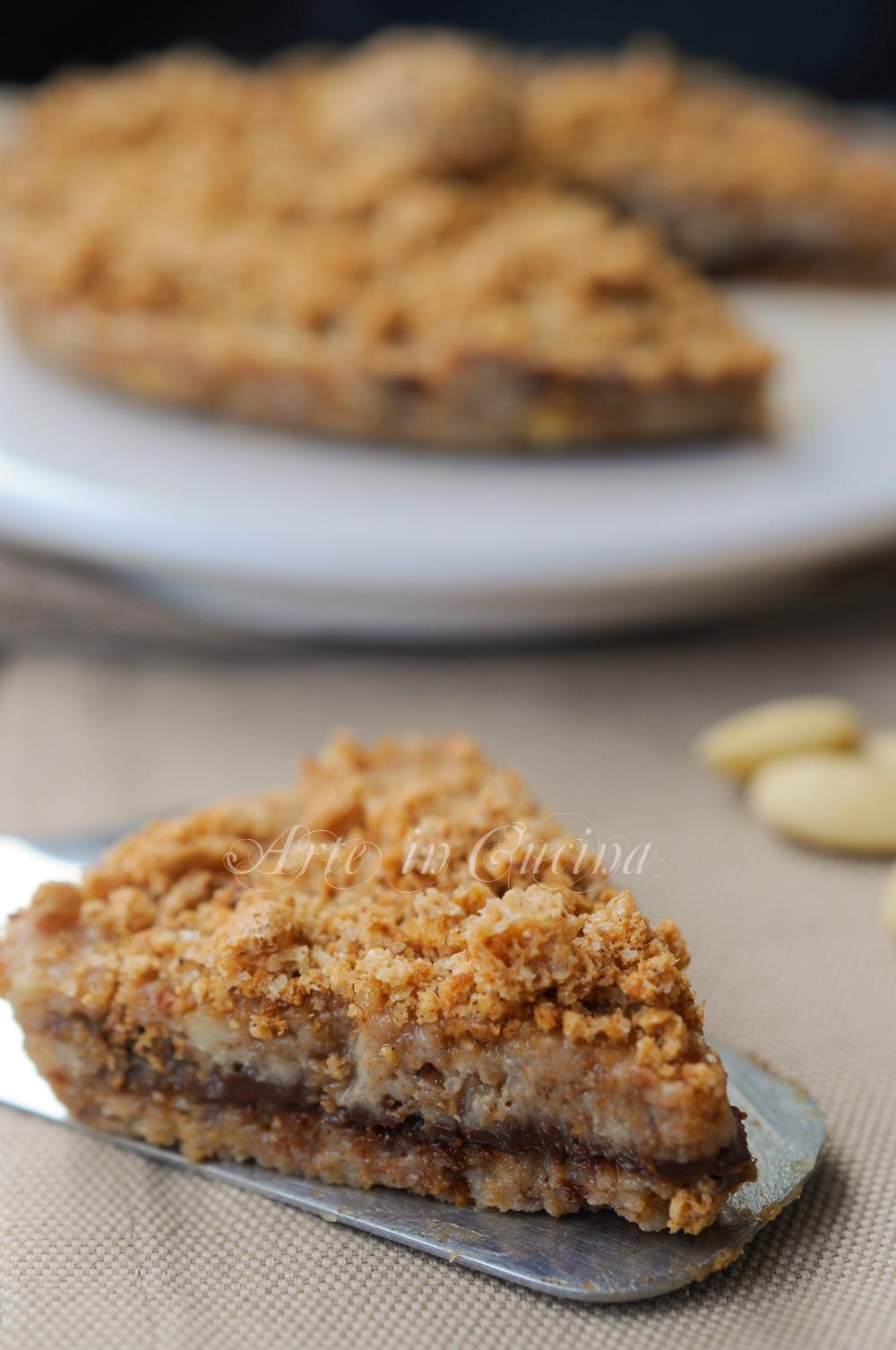 sbriciolata-amaretti-mandorle-nutella-dolce-freddo-senza-cottura-2