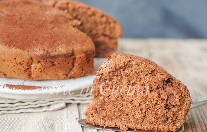 Torta 7 vasetti al cioccolato e nutella dolce veloce