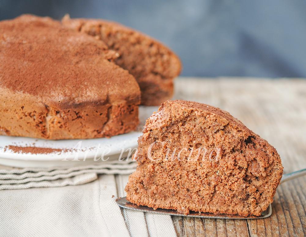 Torta 7 vasetti al cioccolato e nutella dolce veloce vickyart arte in cucina