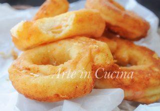 Anelli di patate e salmone ricetta sfiziosa vickyart arte in cucina