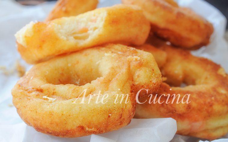 Anelli di patate e salmone ricetta sfiziosa