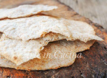 Chapati pane indiano ricetta originale veloce