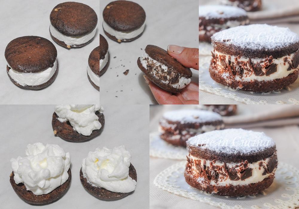 Deliziose al cioccolato ricetta dolce napoletana vickyart arte in cucina