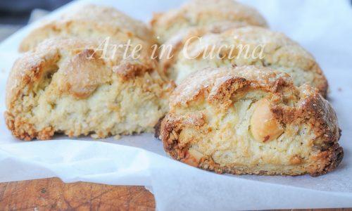 Tozzetti veloci alle mandorle biscotti facili