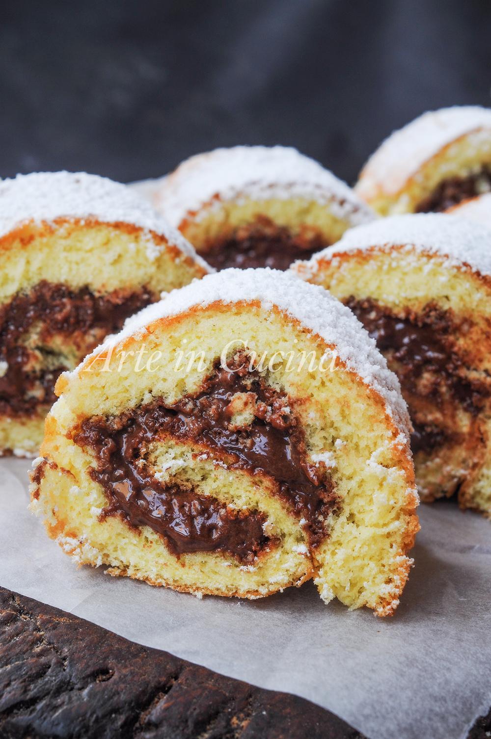 girelle-mousse-cioccolato-senza-panna-dolci-veloci-2