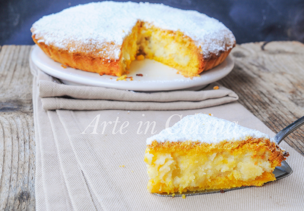 Torta sfogliatella frolla napoletana ricetta facile arte for Cucina facile ricette