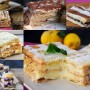 Torte millefoglie ricette dolci facili e veloci vickyart arte in cucina