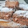Tortine cremose al cioccolato ricetta velocissima vickyart arte in cucina